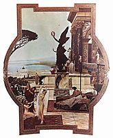 Theater in Taormina, 1886-88, klimt