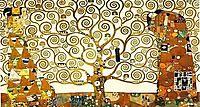 The Tree of Life, Stoclet Frieze, c.1909, klimt