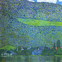 Unterach am Attersee, 1915, klimt