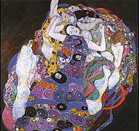 The Virgin, 1913, klimt