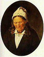 Ema portree, 1857, koler