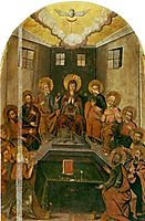 Icon The Descent of the Holy Spirit , kondzelevych