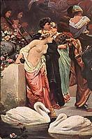 A Roman Bacchanal (detail), kotarbinski