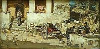 Scene from Roman Life, kotarbinski