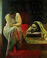 Herodias , 1886, kramskoy