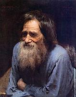 Kramskoi Ivan Mina Moiseev Sun, 1882, kramskoy