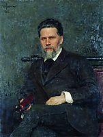 NO Title, 1882, kramskoy