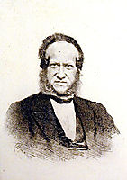 Portrait of Franz Ivanovich Ruprecht, kramskoy
