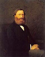 Samarin,YuryFyodorovich, 1878, kramskoy