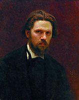 Self-portrait, 1874, kramskoy