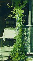 Veranda, c.1880, kramskoy