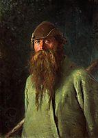 Woodsman, 1874, kramskoy
