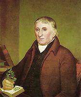 Portrait of Jacob Ritter Sr., krimmel
