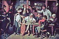 The Village Tavern, krimmel