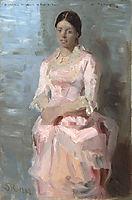 Frederikke Tuxen, 1882, kroyer