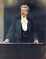 Georg Brandes, 1902, kroyer
