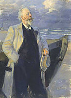 Holger Drachman, 1895, kroyer