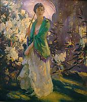 Marie in the Garden, kroyer