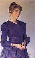 Marie Kroyer, 1889, kroyer