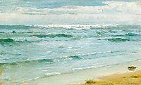 Sea at Skagen, 1882, kroyer