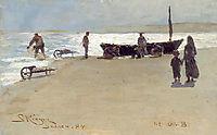 Skagen, 1884, kroyer