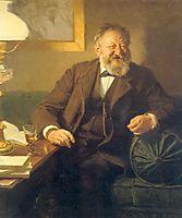 Sophus Schandorf, 1895, kroyer