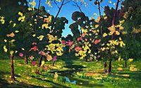 Autumn, c.1890, kuindzhi