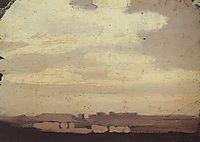 Clouds, 1875, kuindzhi