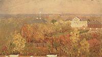 The Crimea. The Southern Shore, 1887, kuindzhi