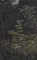 Forest. Burdock , c.1908, kuindzhi