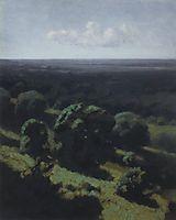 Forest expanse, c.1908, kuindzhi