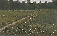 Forest Glade, 1887, kuindzhi