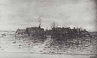 Forgotten Village, 1873, kuindzhi