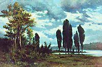 Landscape, 1874, kuindzhi