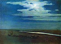 Night, c.1880, kuindzhi
