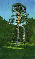 Pine, 1878, kuindzhi