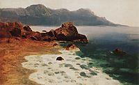 Seashore, c.1890, kuindzhi