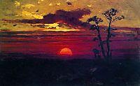 Sunset, kuindzhi