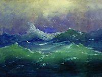 Waves, kuindzhi