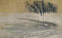 Winter, c.1895, kuindzhi