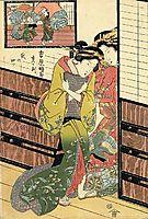 Yoshiwara, kunisada