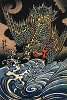 Dragon, kuniyoshi