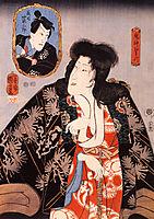 The female demond, kuniyoshi