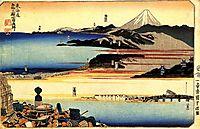The fifty three stations of the Tokaido, kuniyoshi