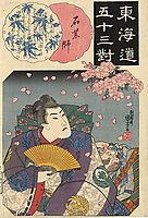 Ishiyakushi, kuniyoshi