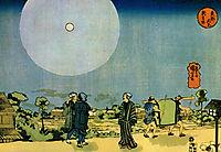 Moon, kuniyoshi