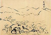 Mountain, kuniyoshi