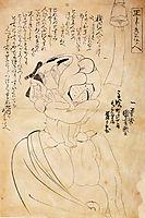 A person as a person should be, kuniyoshi