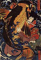 Saito Oniwakamaru, kuniyoshi
