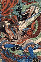 Suikoden Series, kuniyoshi